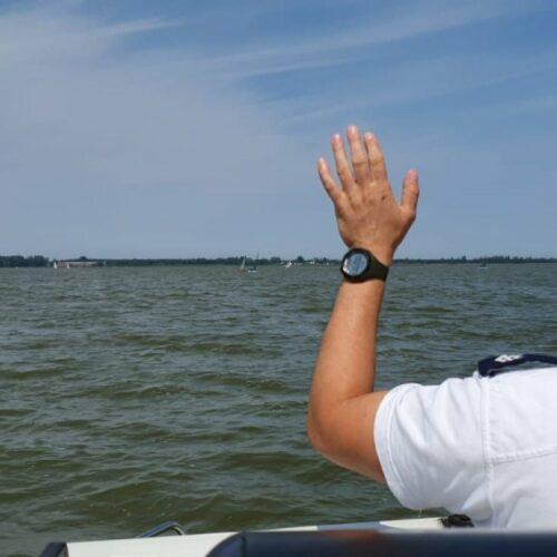 Uważaj nad wodą! Ona nie wybacza błędów i nie daje drugiej szansy