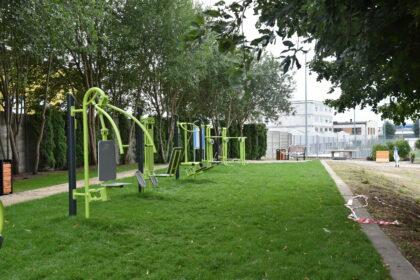 Nowy plac rekreacyjny na Osiedlu Wenedów w Koszalinie
